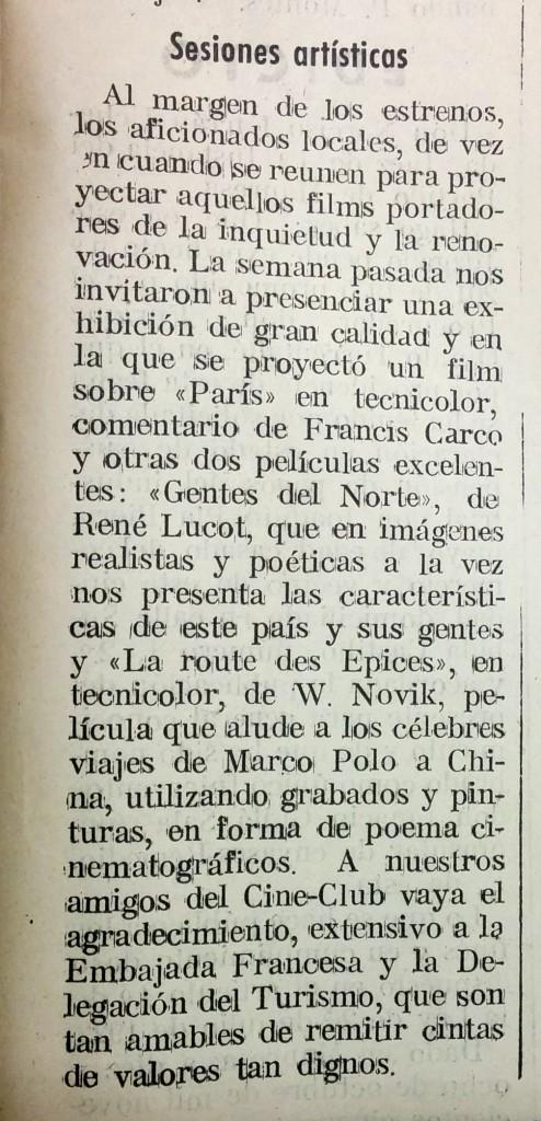 Diari MANRESA. 22/10/1955