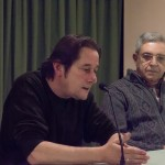 "Martí Porter parlant de ""Miquel Porter i el cinema"". 4/12/15"