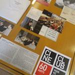 Exposició Tot recordant Miquel Porter a la Biblioteca del Casino de Manresa.
